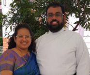 Rev. Christopher Daniel (Youth Chaplain)