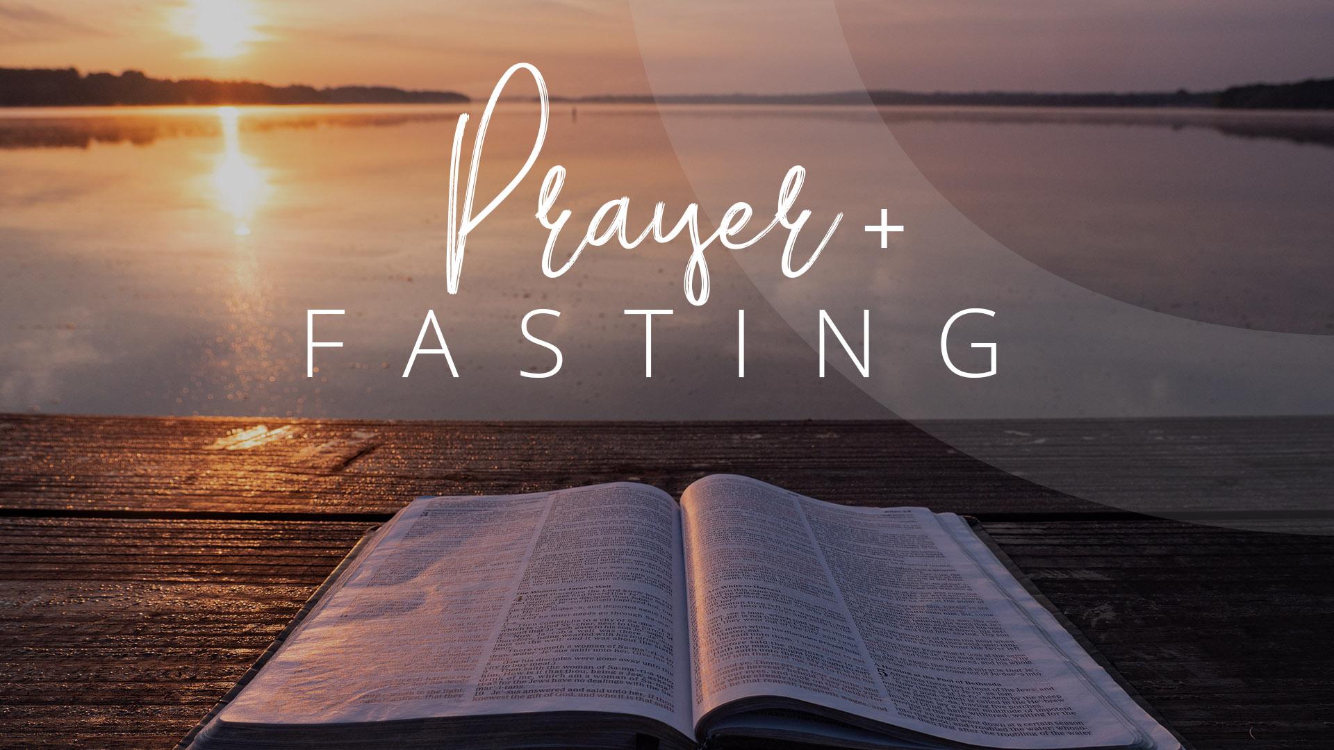 Fasting Prayer (10:30 AM)