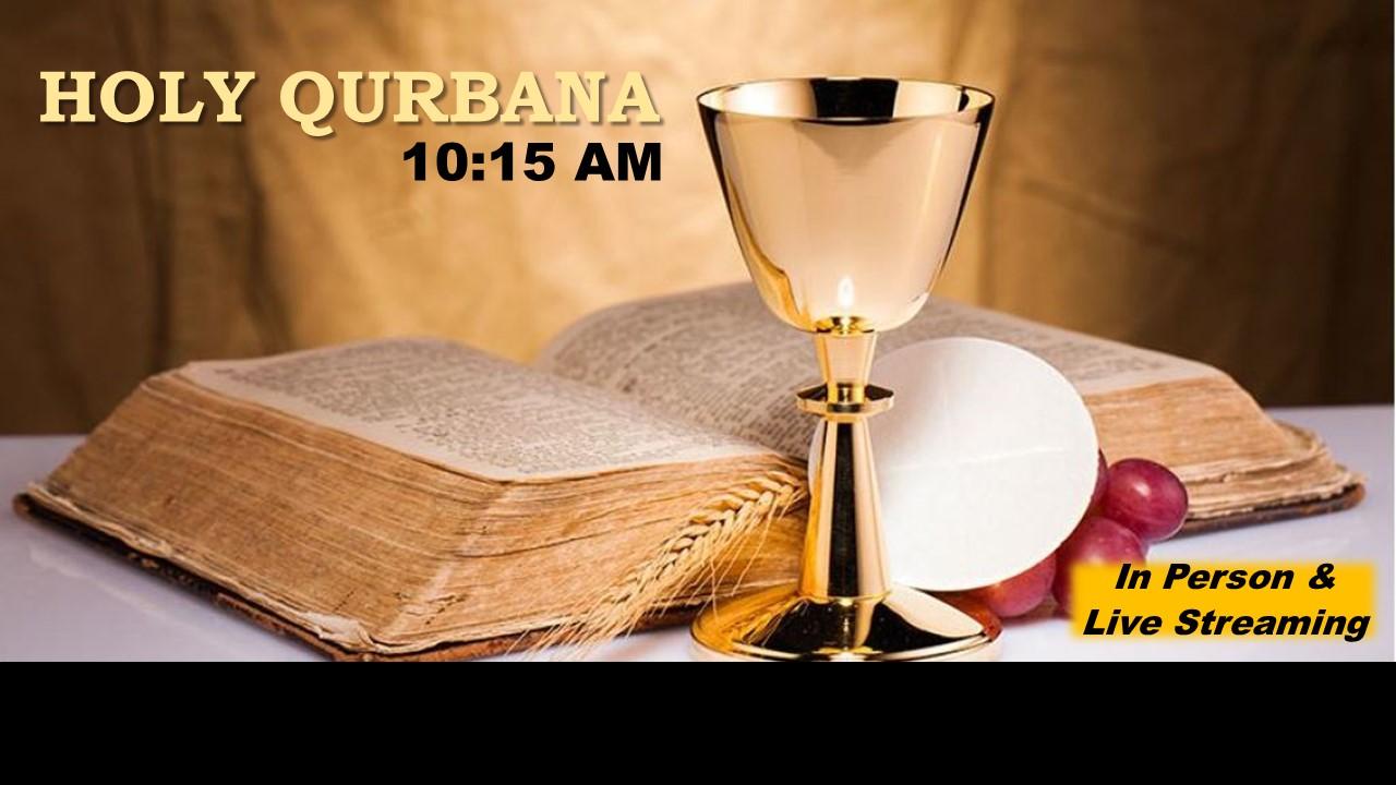 Holy Qurbana Service